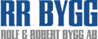 Rolf & Robert Bygg AB Retina Logo